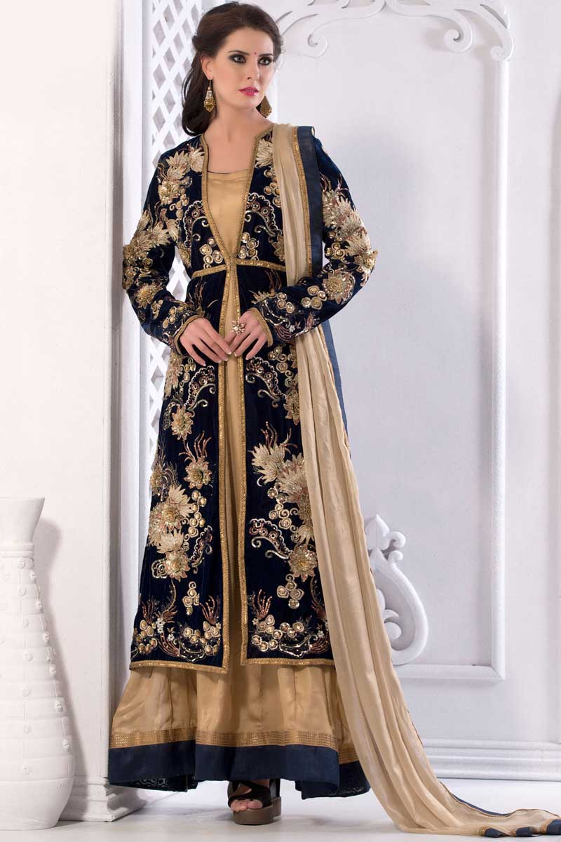 Sensational & Lavish – Styled Salwar Suits