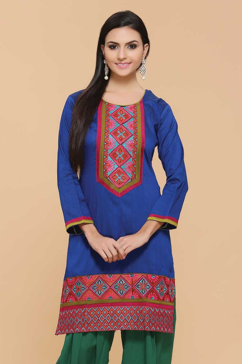 Indian & Pakistani Designer Kurtis for Women