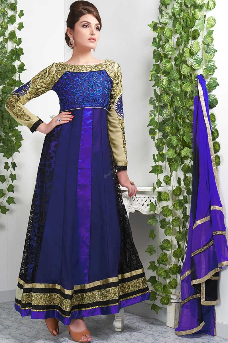 Salwaar Kameez & Churidar Suits