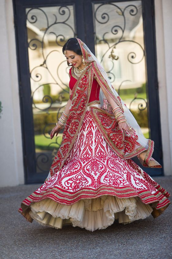 Best Indian Bridal Dresses With a Contemporary Twist