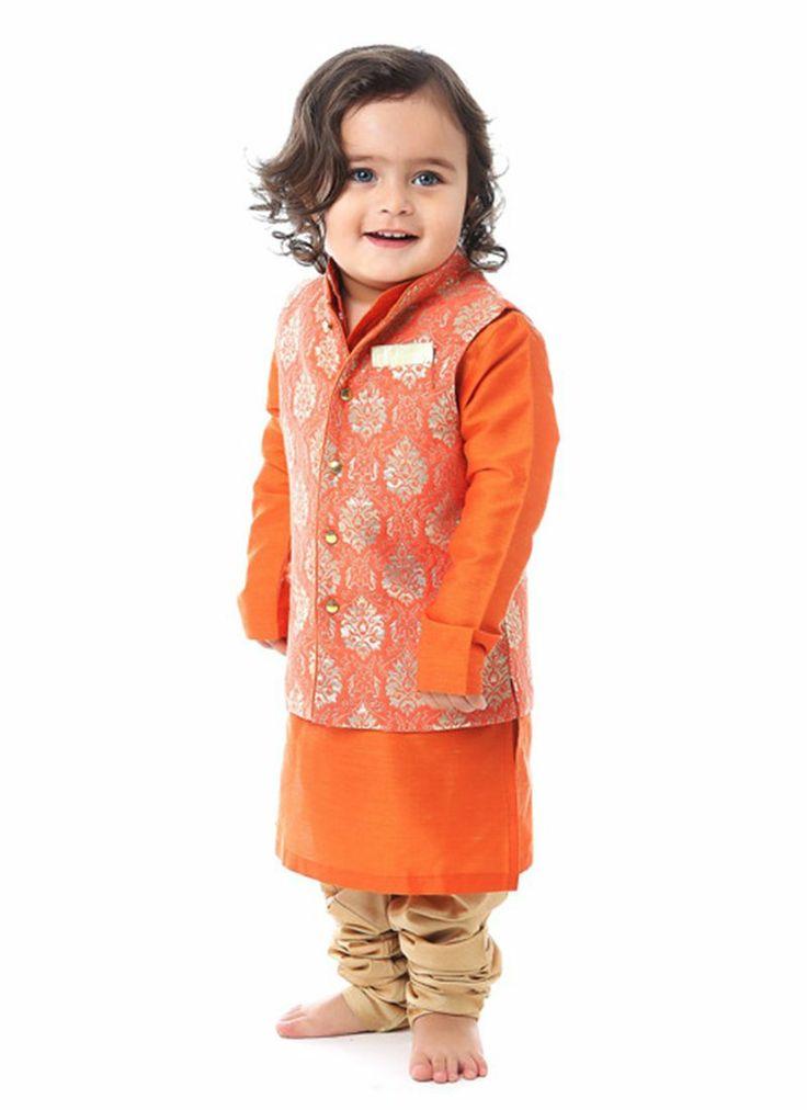Baby Boy Kurta Pajama Dresses