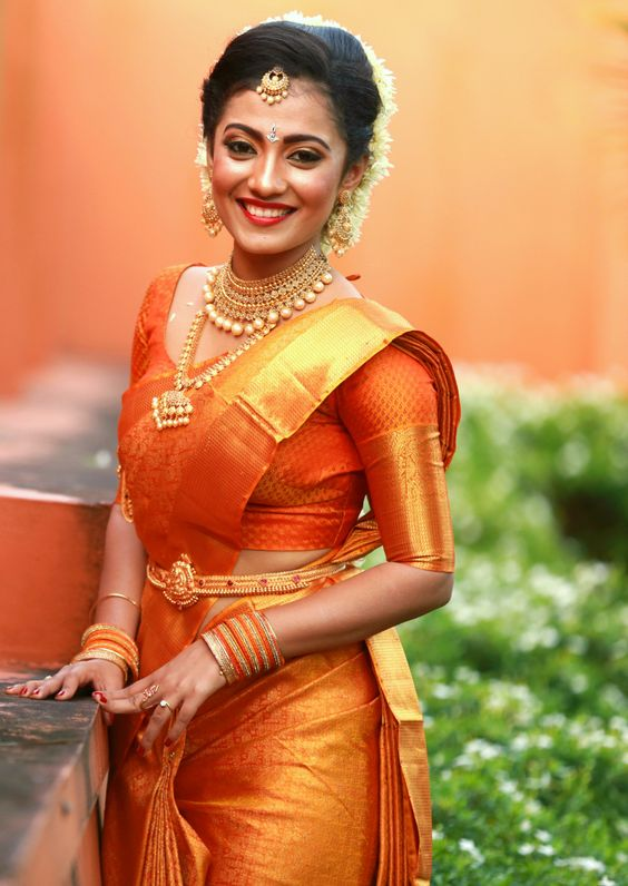 Indian Stylish & Trendy Wedding Wear Sarees