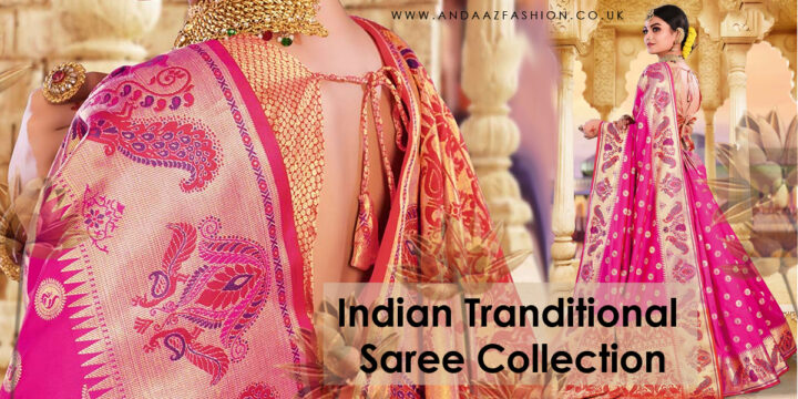Indian Tranditional Saree Collection