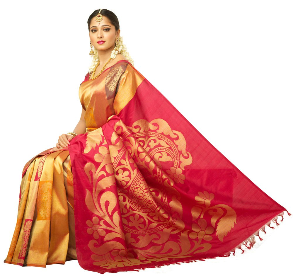 Indian Saree Patterns & Styles