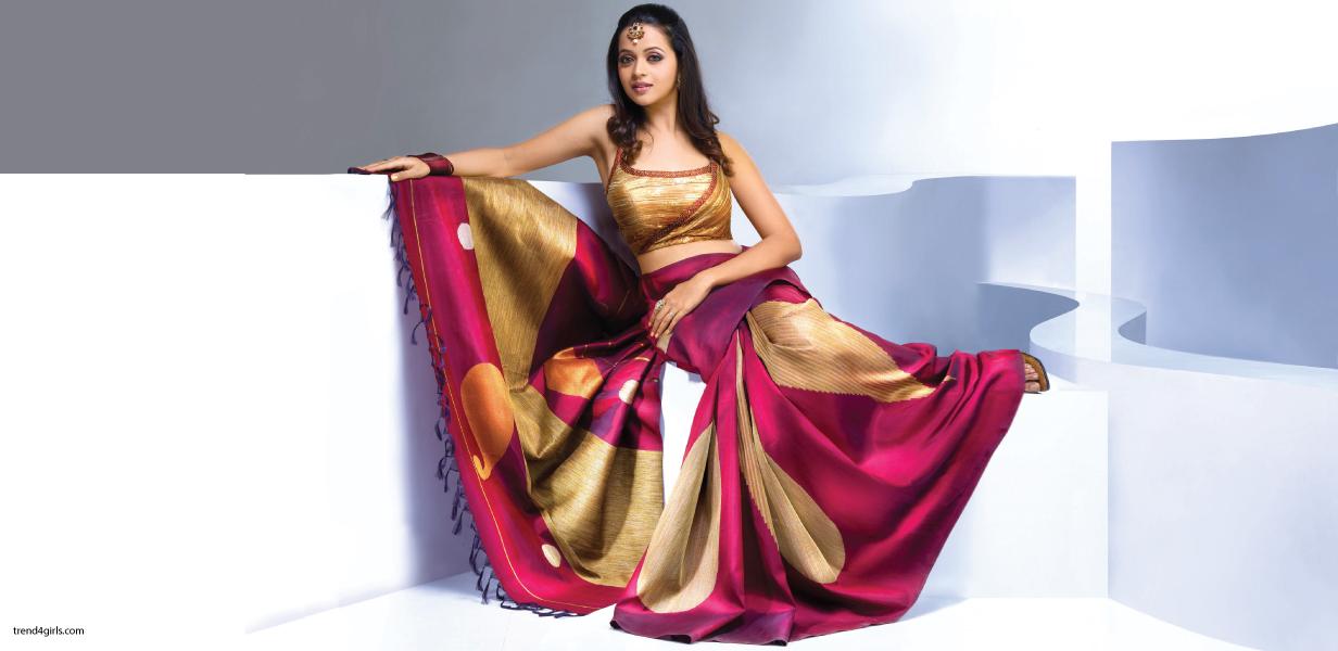 Saree Style – Draping System