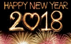 New Year 2018 Celebration