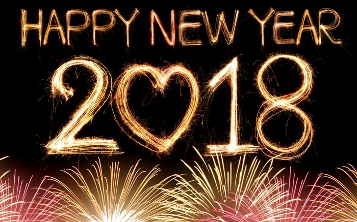 New Year 2020 Celebration