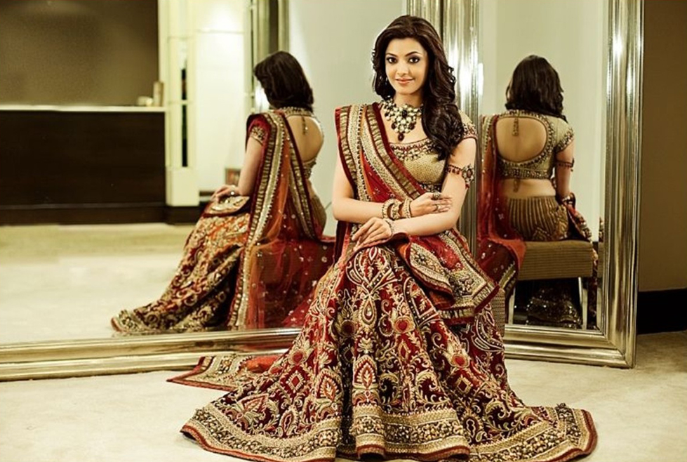 Indian Wedding Dresses Collection Online