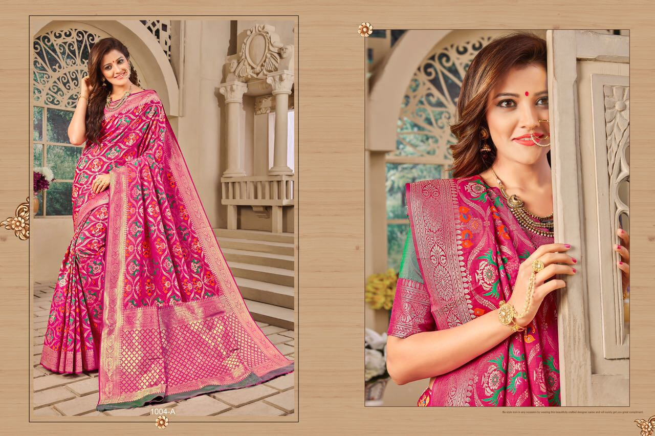 Pride of India – Silk Sarees