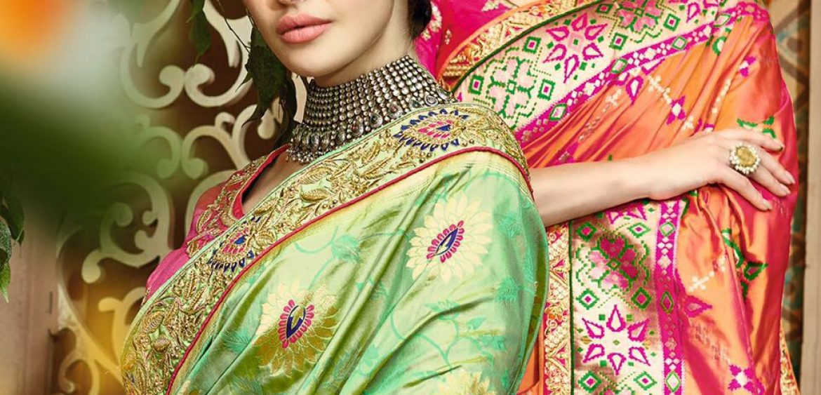 Silk Sarees for Wedding Season