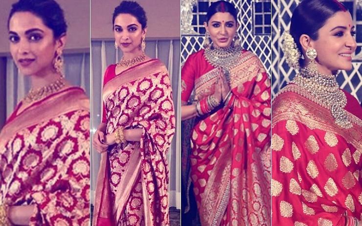 Designer Wedding Banarsi Sarees