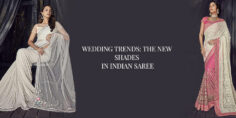 WEDDING TRENDS: THE NEW SHADES IN INDIAN SAREE