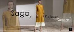 The Saga Of Salwar Kameez