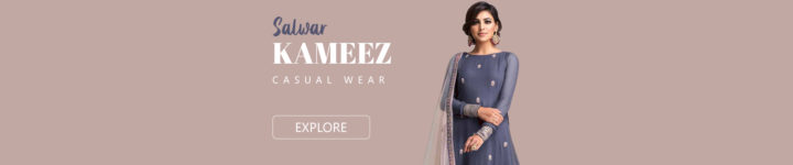 The Georgette Salwar Kameez