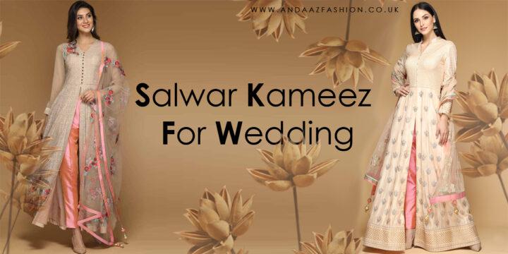 Salwar Kameez For Wedding