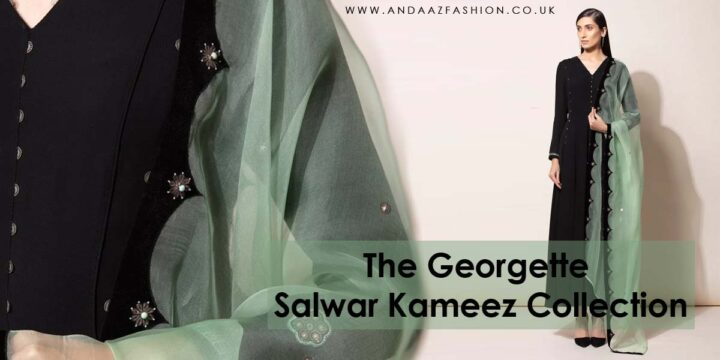 The Georgette Salwar Kameez Collection