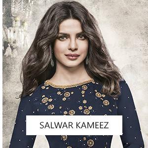 The Chiffon Salwar Kameez Suit