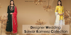 Designer Wedding Salwar Kameez Collection