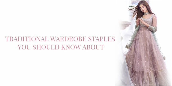 TRADITIONAL WARDROBE STAPLES YOU SHOULD KNOW ABOUT