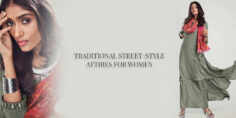 TRADITIONAL STREET-STYLE ATTIRES FOR WOMEN
